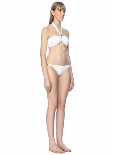 Lazul Bikini Alt Beyaz